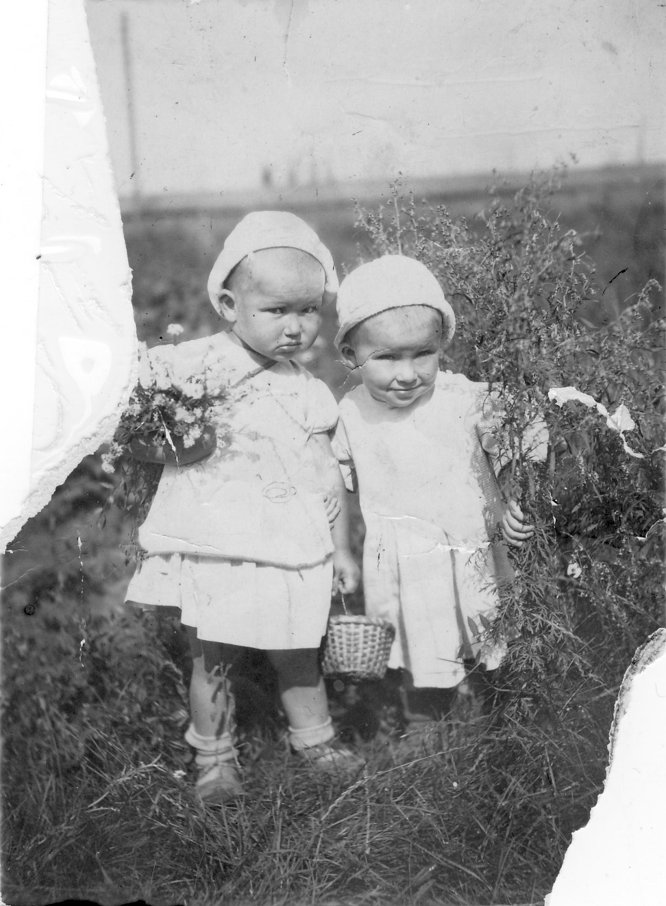 In 1946 in Chelabinsk on a small path babushka Lidia and her friend Raisa who is now living in Novosibirsk
